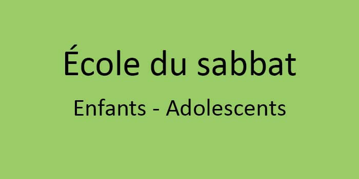 enfants - adolescents