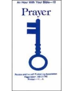Prayer, Package of 100 (Hour with your Bible Tracts)