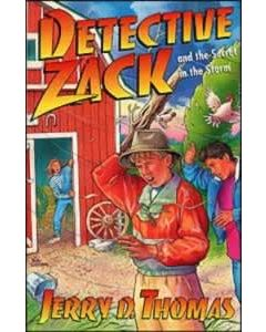Detective Zack 07 - Detective Zack and the Secret In the Storm