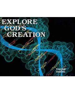 Explore God's Creation - Teacher's Text