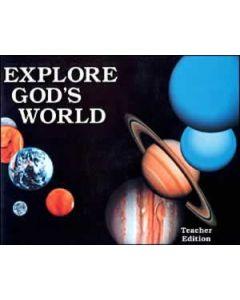 Explore God's World - Teacher's Text