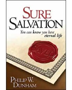 Sure Salvation