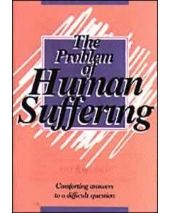 The Problem of Human Suffering