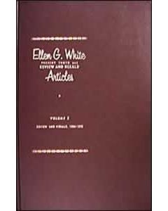 Ellen G. White Present Truth and Review and Herald Articles, Vol. 3