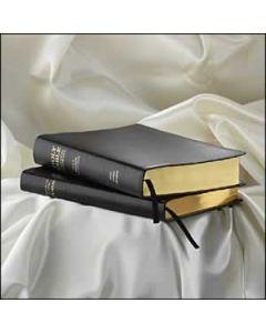 KJV  Mid-Size Bible-Hymnal Set