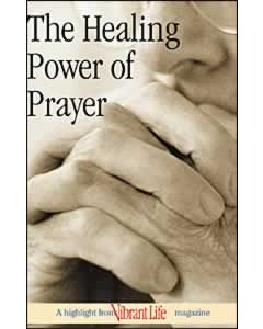 The Healing Power of Prayer, Pack of 100 (Vibrant Life Tracts)