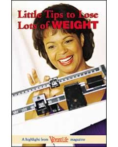 Little Tips to Lose Lots of Weight, Package of 100 (Vibrant Life Tracts)