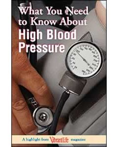 What You Need to Know About High Blood Pressure, Package of 100 (Vibrant Life Tracts)