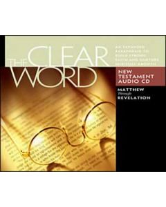 The Clear Word New Testament Audio CD