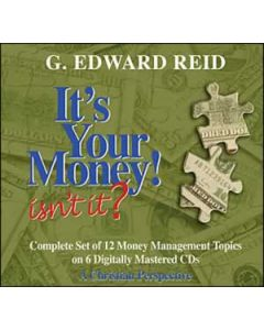 It's Your Money, Isn't It?, Audio CDs