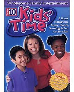 Kids' Time V10