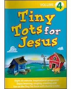 Tiny Tots For Jesus V04