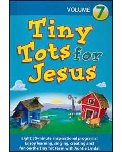 Tiny Tots For Jesus V07