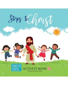 Steps to Christ Activity Book CD