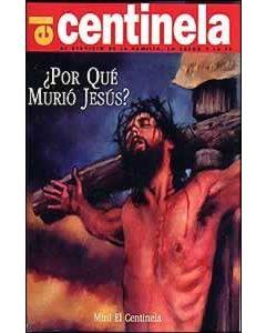 Mini El Centinela - Por Que Murio Jesus - En paquetes de 100
