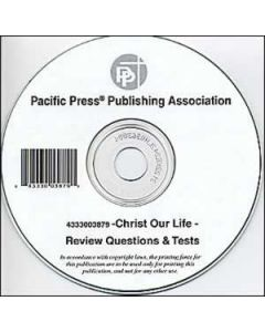 Christ Our Life, Questions/Tests CD