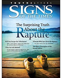 Signs Spcl- The Rapture