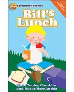 Bill's Lunch - I Can Read Series