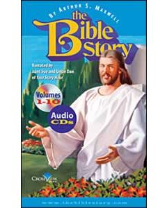The Bible Story Audio CDs