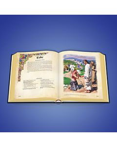 Family Keepsake Bible KJV English Black