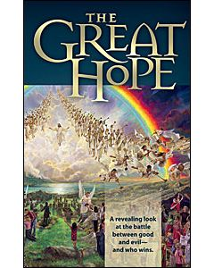 The Great Hope - Pre order Offer