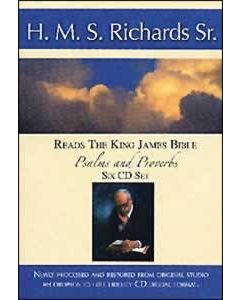 H. M. S. Richards Sr. Reads the King James Bible (Psalms and Proverbs)