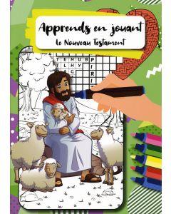 Apprends En Jouant Le Nouveau Testament (Francés)