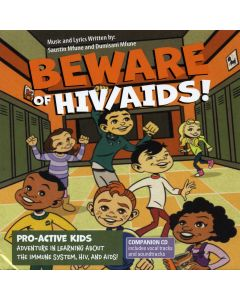 Beware of HIV/AIDS CD