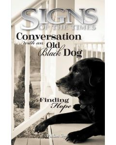 Pocket Signs - Conversation with an Old Black Dog - Packet of 100