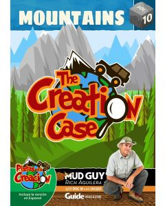 The Creation Case - Mountains DVD Vol 10