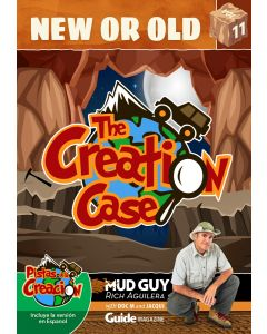 The Creation Case - New or Old DVD Vol 11