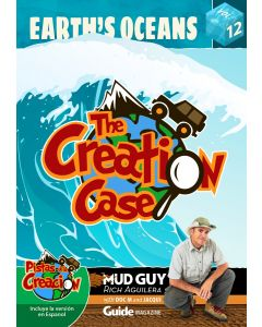 The Creation Case - Earth's Oceans DVD Vol 12