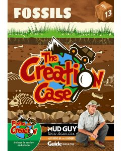The Creation Case - Fossils DVD Vol 13