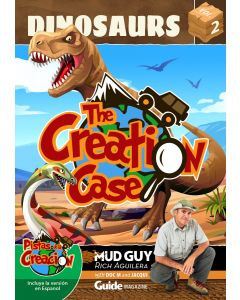 The Creation Case - Dinosaurs DVD Vol 2