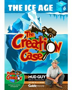 The Creation Case - Ice Age DVD Vol 6