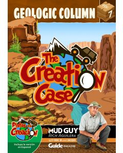 The Creation Case - Geologic Column DVD Vol 7