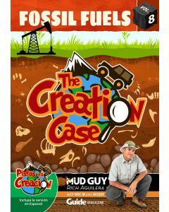 The Creation Case - Fossil Fuels DVD Vol 8