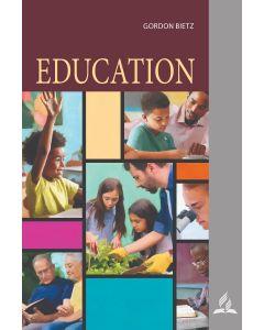 Education (4Q 2020 Bible Bookshelf)