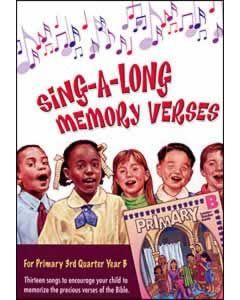 Sing-A-Long Memory Verses
