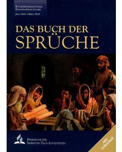 Adult Sabbath School Bible Study Guide  (German)