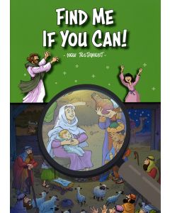 Find Me If You Can! New  Testament - Search Activity Book