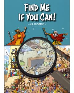 Find Me If You Can! Old Testament - Search Activity Book