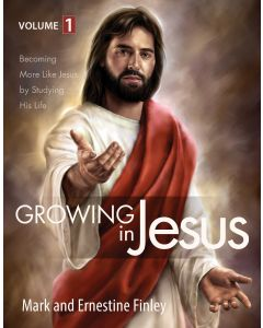 Growing in Jesus Lesson 1