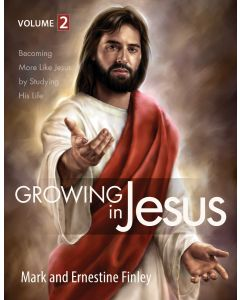 Growing in Jesus Lesson 2