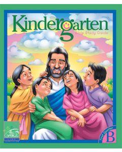 Kindergarten Bible Study Guide