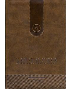 La Bible du Colporteur Louis-Segond (Marron) (Francés)