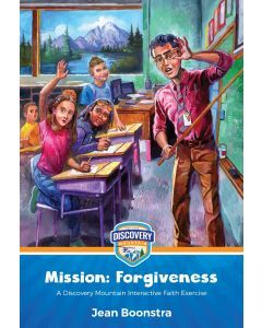 Mission: Forgiveness - A Discovery Mountain Interactive Faith Exercise