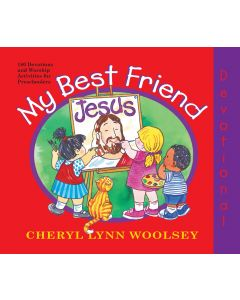 My Best Friend Jesus (preschool)