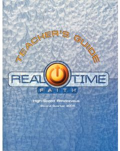 Early Teens Real Time Faith Teacher Guide (Subscription)