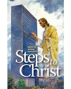 Steps to Christ - UN cover